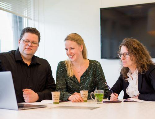 Meeting Director La Vie Utrecht